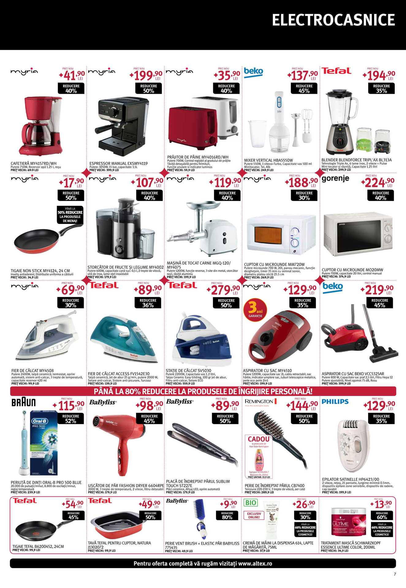 Catalog blackfriday altex 7