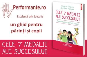 Cele 7 medalii ale succesului