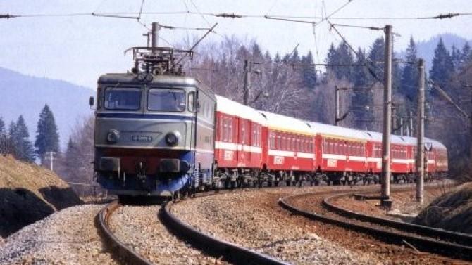 Tren romanesc