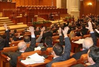 vot parlament maini ridicate