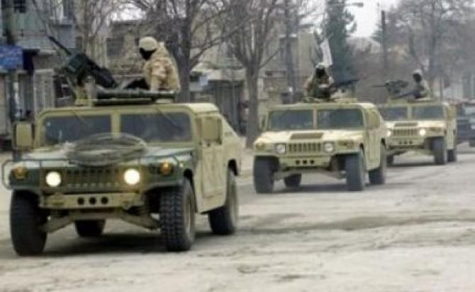 Parlamentul cecen, atacat de rebeli