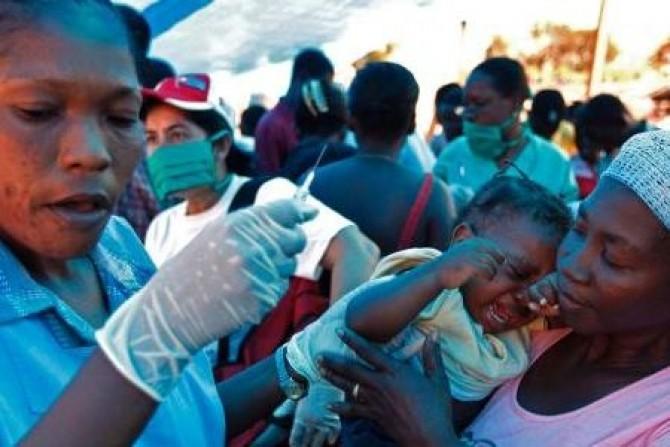 epidemie de holera