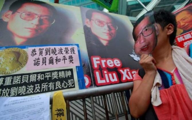 liu xiaobo, castigator al premiului nobel pentru pace pe 2010