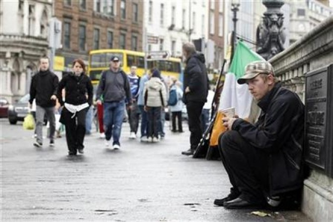 criza irlanda