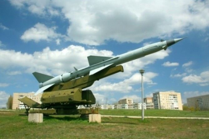 racheta nucleara