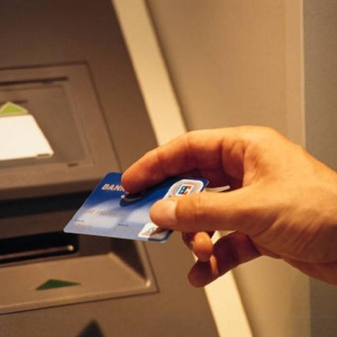 banca, card