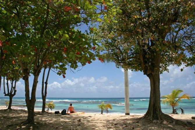 Guadeloupe, Franţa - Antilele mici, Caraibe /// foto: Adrian Sava