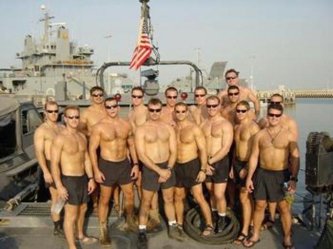 armata americana gay
