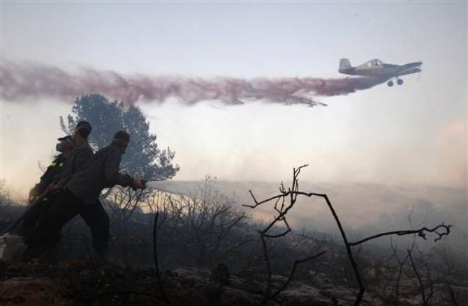 incendiu haifa