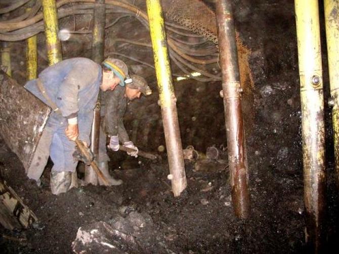 mineri carbune