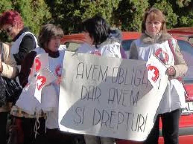 protest sanatate medici greva