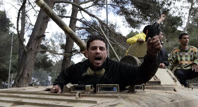 rebeli libia