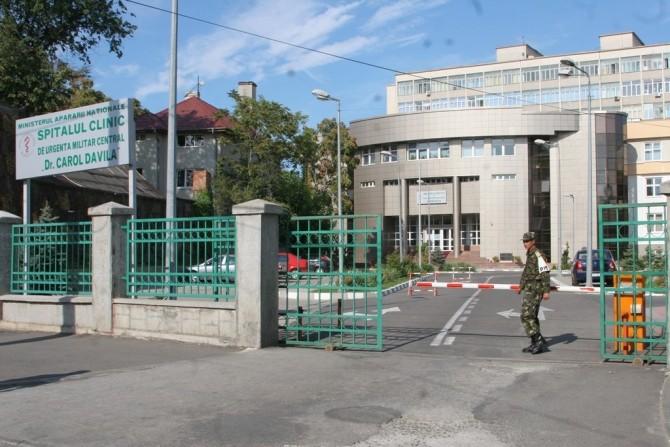spitalul militar central