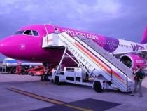 Wizz Air, noi zboruri din România