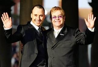 Elton John - David Furnish