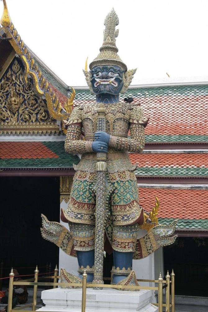IMG_1405 Palatul regal din Bangkok, Thailanda