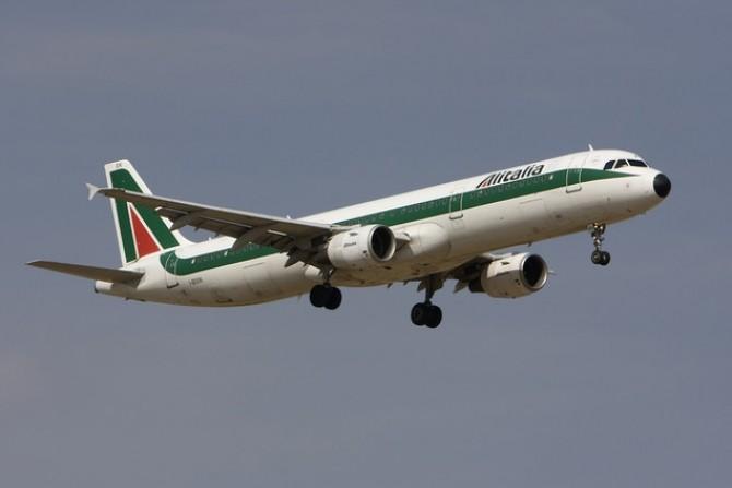 alitalia A321
