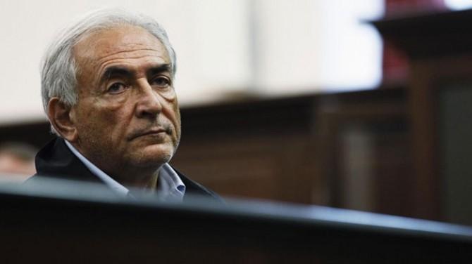 Dominique Strauss-Kahn in curtea de judecata
