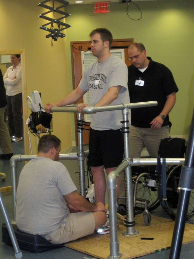 US-MEDICINE-TREATMENT-PARAPLEGIC