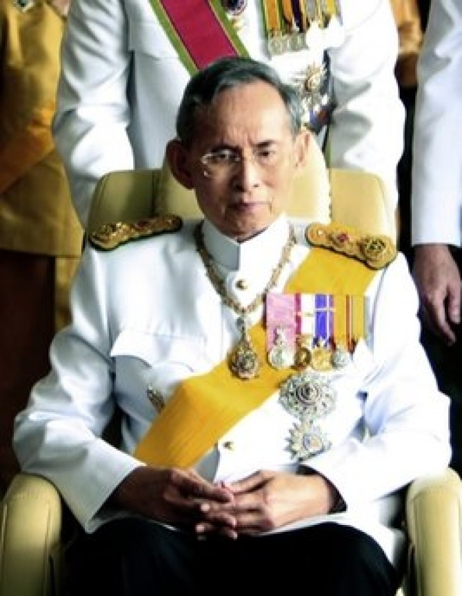 Thailand Monarchy