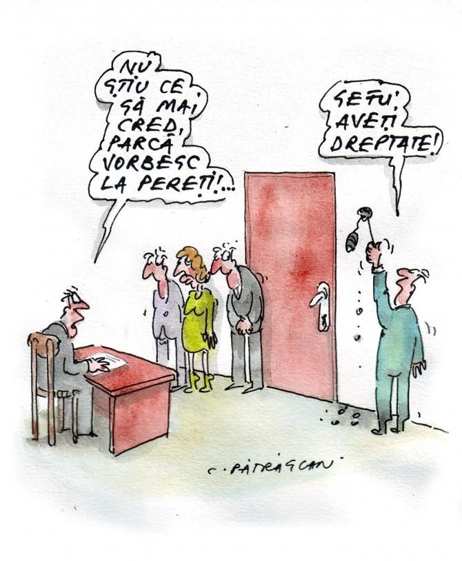 Caricatura zilei - 20 Mai 2011
