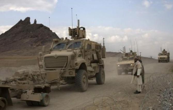 convoi afganistan