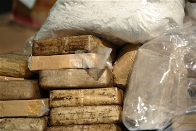 THAILAND-CRIME-DRUGS-BURN