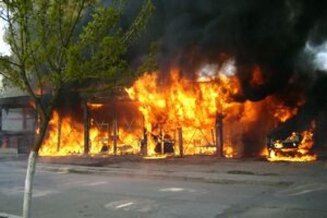incendiu regie