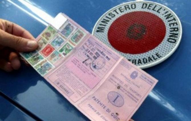 permis conducere italia