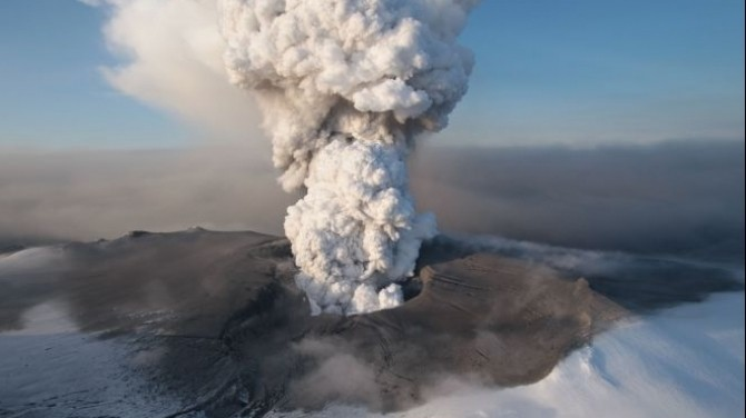 vulcan islanda