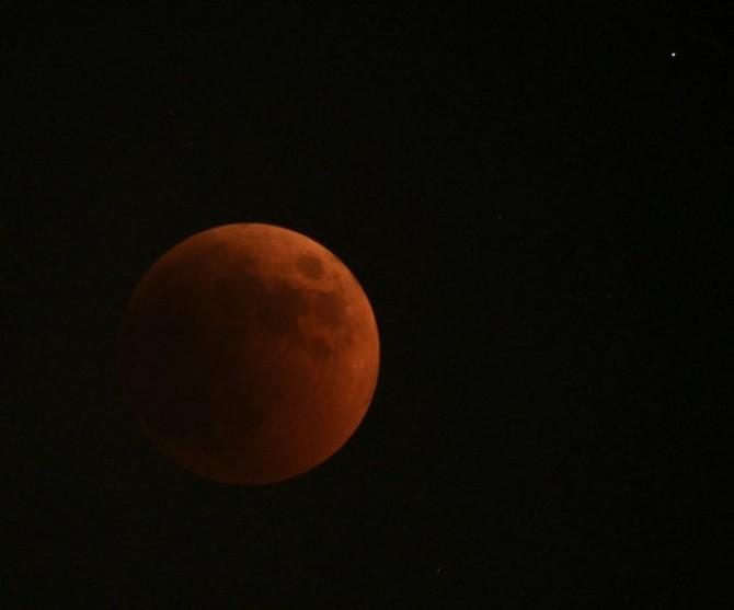 eclipsa luna