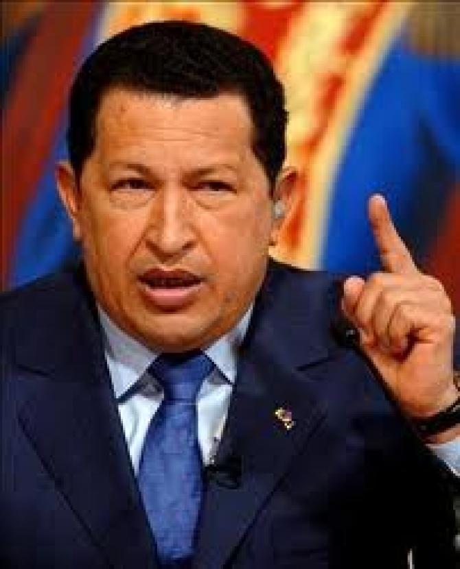 Hugo Chavez a plecat la tratament în Cuba