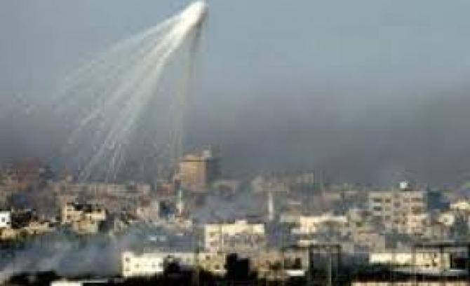 Israelul ataca Fasia Gaza