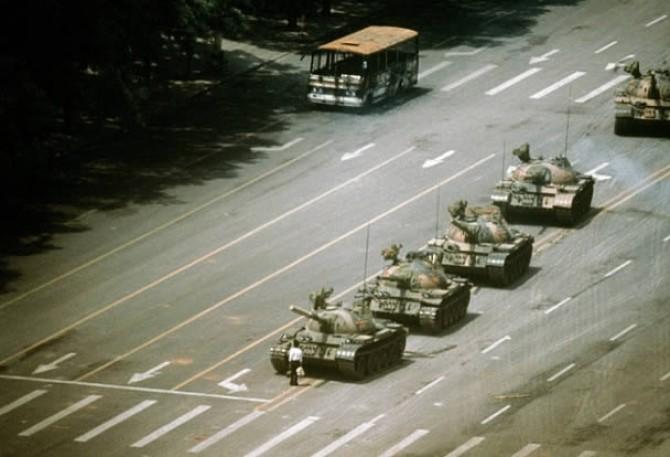Piața Tiananmen, 1989