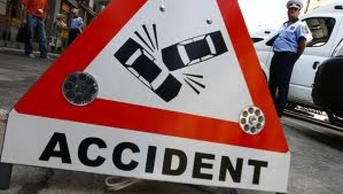 accident pe soseaua Bucuresti Pitesti