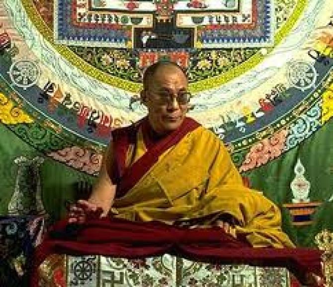 dalai lama la conferinta budista