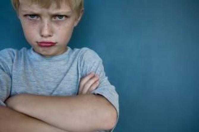 copii traumatizati