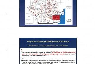sfaturi romania cutremur vrancea