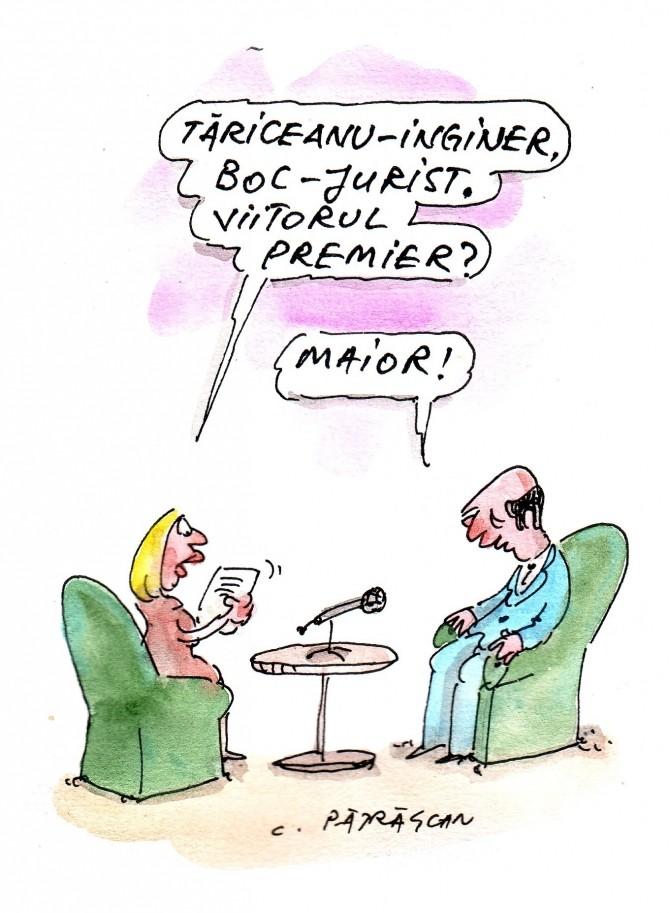 Caricatura zilei - 3 Octombrie 2011