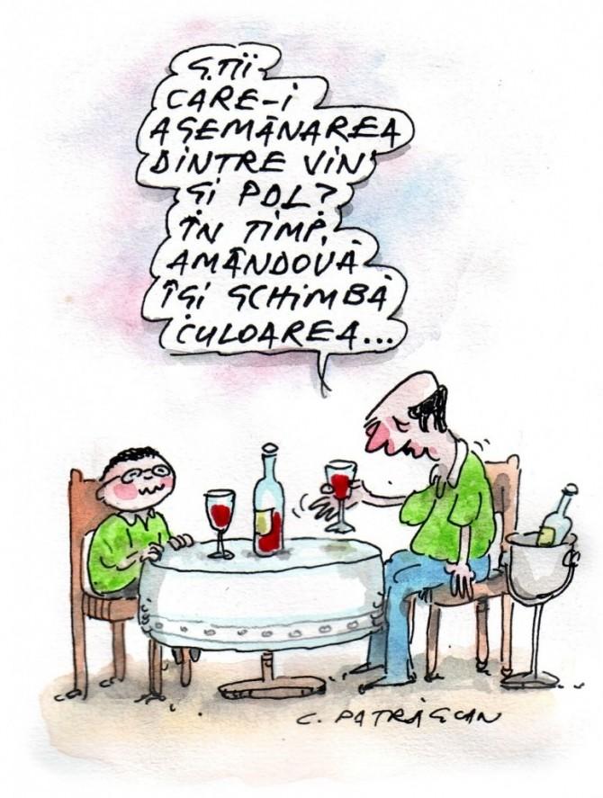 caricatura banc