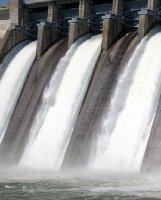 hidrocentrala de la Tarnita-Lapustesti