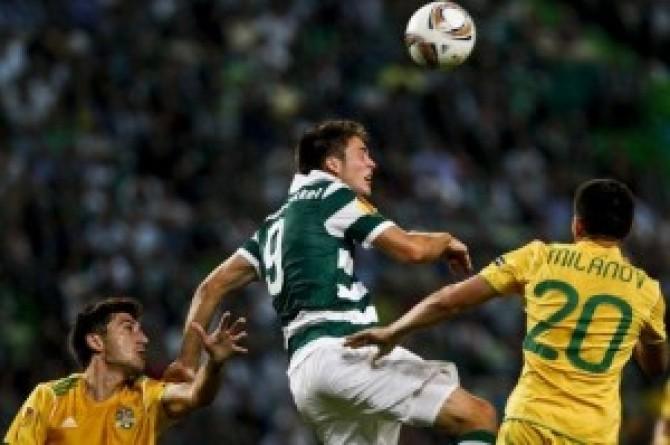FC Vaslui - Sporting Lisabona