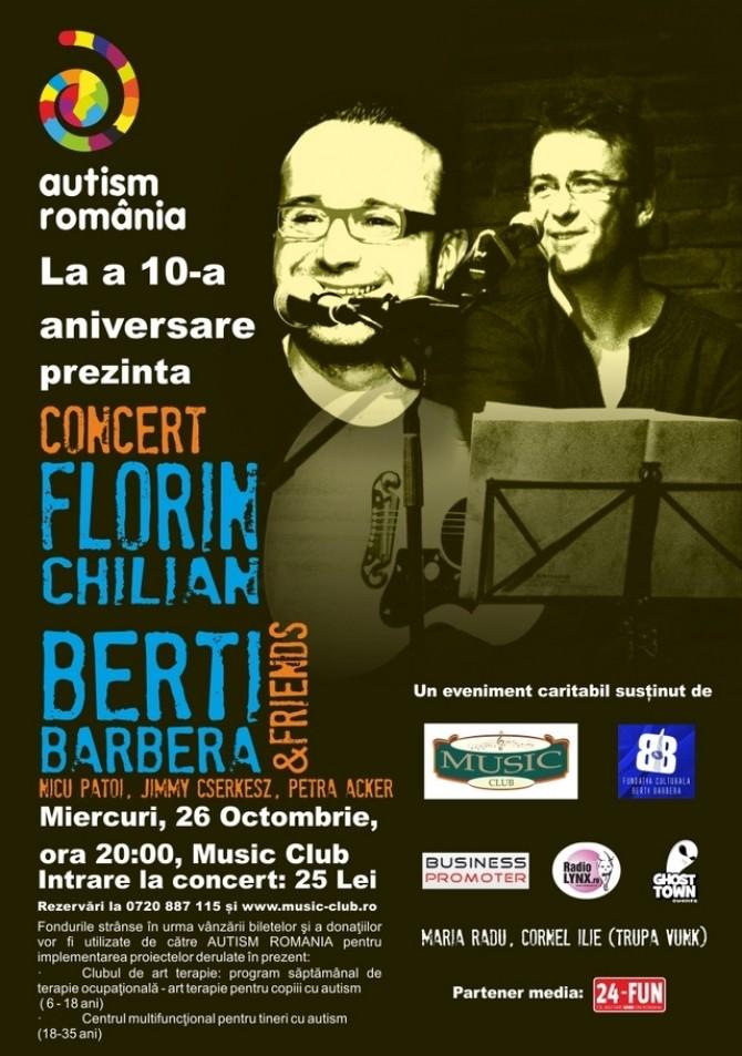 concert autism