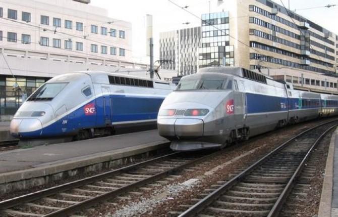 TGV-gare1