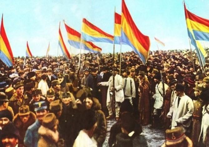 Ziua Nationala a Romaniei, 1 Decembrie, Alba Iulia