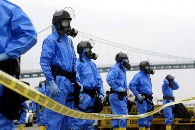 alerta bologica bioterorism pandemie chimica