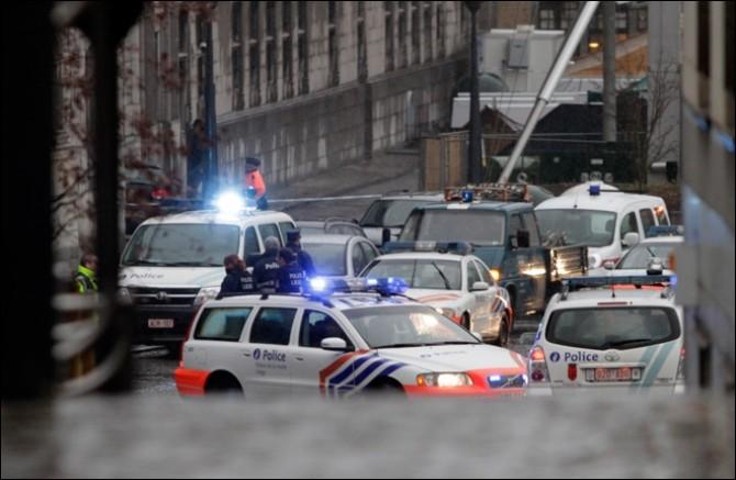belgia atac armat