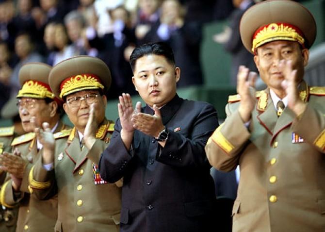 North Korea Succession