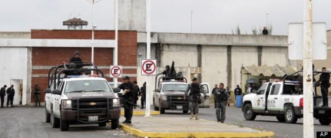 Mexico Prison Violence
