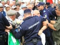 protest pensionari justitie
